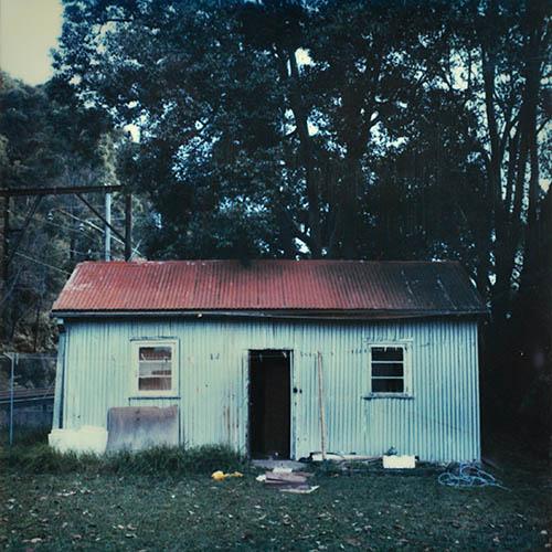 My shack (behind Gaye's house) Brooklyn NSW 2005