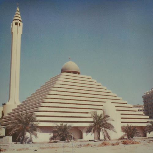 Mosque. Kuwait 21/9/05