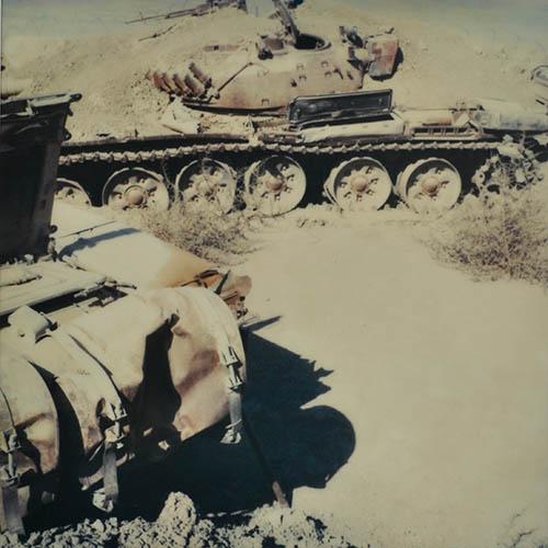 Tanks 23/10/05 Camp Slayer Baghdad