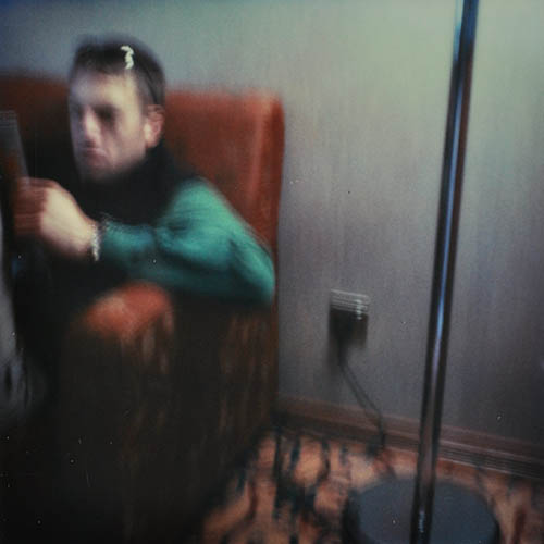 Ryan Larson Kuwait 19/2/06