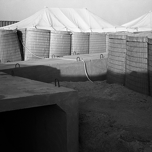 Camp Susan. Southern Iraq, 2006