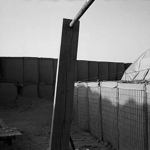 Camp Susan. Southern Iraq, June 2006